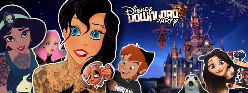 Shove It! Disney Download Party - Leave names for cheap list