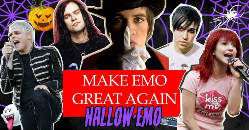Make Emo Great Again - Halloween Special