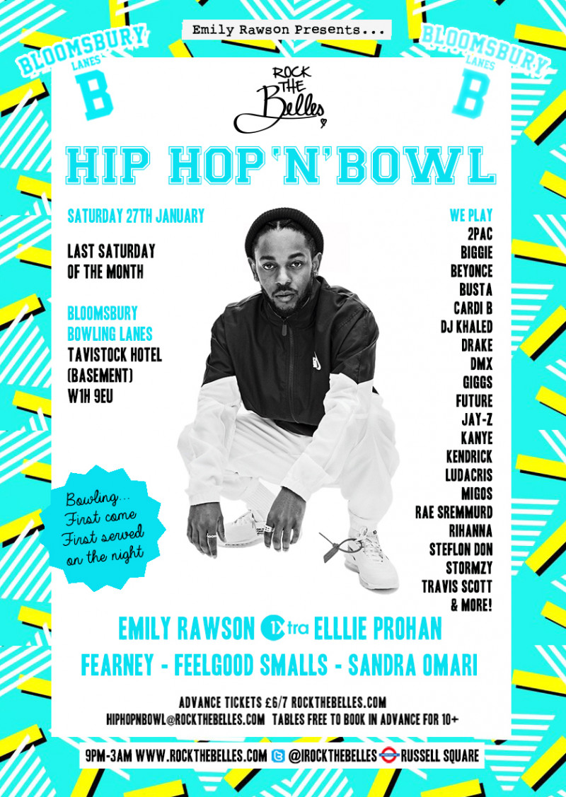 Hip Hop'N'Bowl