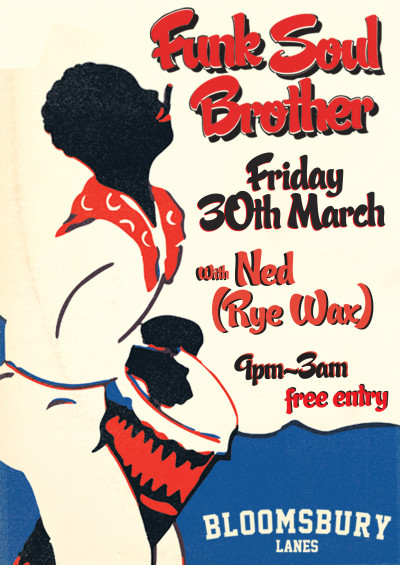 Funk Soul Brother: Ned (Rye Wax)