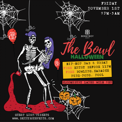 Halloween Special: The Bowl